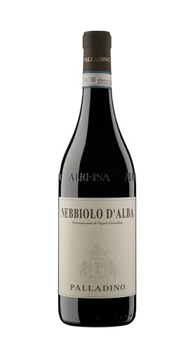 Nebbiolo d'Alba DOC Palladino 2019