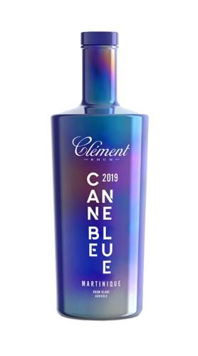 Clément Rhum RHUM BLANC AGRICOLE CANNE BLEUE 2019 50?