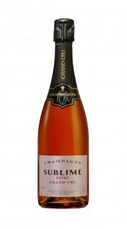Champagne Brut Sublime Rosè Grand Cru Le Mesnil