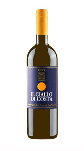 """""""Il Giallo di Costa"""" Timorasso Daniele Ricci 2016"""
