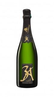 """""""3A"""" Champagne Extra Brut Grand Cru De Sousa"""