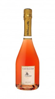Champagne Cuvèe des Caudalies Rosè Grand Cru De Sousa