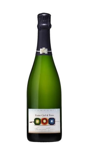 """""""Entre Ciel & Terre"""" Champagne Extra Brut Francoise Bedel"""