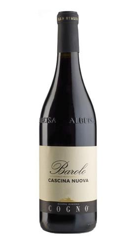"""Cascina Nuova"" Barolo DOCG Elvio Cogno 2016"