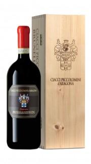 """Brunello di Montalcino DOCG """"Pianrosso"""" CIACCI PICCOLOMINI 2012 Magnum Box di Legno"""