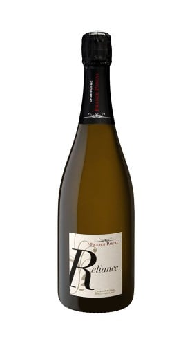 """""""Reliance"""" Champagne Brut Nature Franck Pascal"""