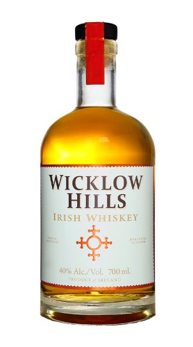 Wicklow Hill Blended Irish Whiskey Barr An Uisce