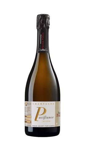 """""""Pacifiance"""" Champagne Brut Nature Franck Pascal"""