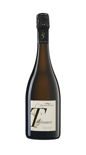 """Tolerance"" Champagne Rosé Brut Franck Pascal 2011/2012"