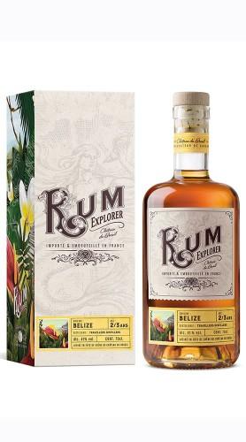 """""""Belize"""" Rum Explorer Château du Breuil"""