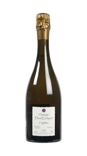 """""""L'Apôtre"""" Champagne Blanc de Blancs Premier Cru David Léclapart 2014"""