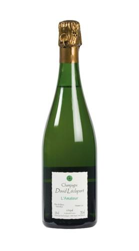 """""""L'Amateur"""" Champagne Blanc de Blancs Premier Cru David Leclapart 2017"""