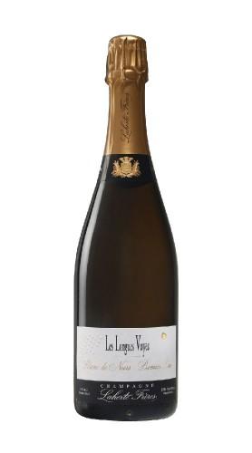 """""""Les Longues Voyes"""" Champagne Extra Brut Blanc de Noir Premier Cru Laherte"""