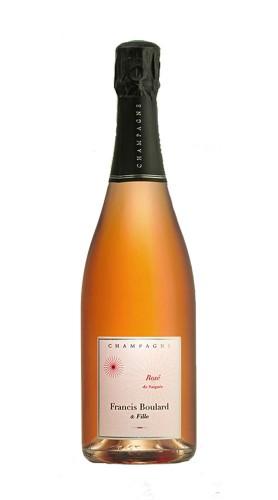 """""""Rosè de Saignee"""" Champagne Rosé Extra Brut Francis Boulard"""
