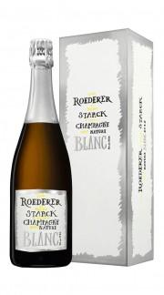 Champagne Brut Nature Louis Roederer & Philippe Starck 2012 con confezione