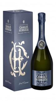 Champagne Brut Reserve Charles Heidsieck con confezione