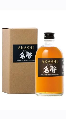 Whisky Meisei 'Akashi' White Oak Distillery - Akashi 50 Cl Astuccio
