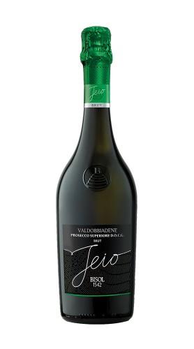 """Spumante Valdobbiadene Prosecco Superiore DOCG Brut """" Jeio"""" Bisol - 75 Cl"""