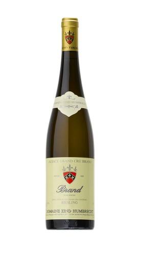 """Alsace Grand Cru Riesling """"Brand"""" Zind Humbrecht 2018"""
