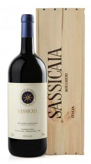 """Sassicaia"" Bolgheri Sassicaia DOC Tenuta San Guido 2018 MAGNUM 1.5 Lt Box di Legno"