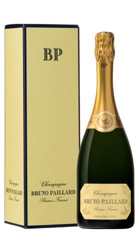 Champagne Extra Brut Premiere Cuvee Paillard con confezione