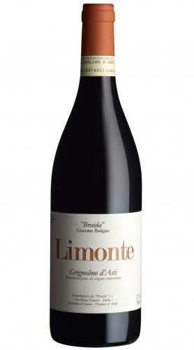 """""""Limonte"""" Grignolino d'Asti DOC Braida 2019"""