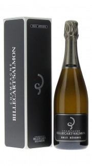 Champagne Brut Reserve Billecart Salmon con confezione