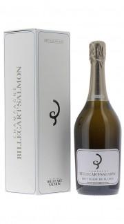 Champagne Brut Blanc de Blancs Grand Cru Billecart Salmon con confezione
