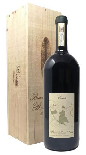 """""""Currà"""" Barbaresco Riserva DOCG Rocca Bruno 2012 Magnum con Box di Legno"""