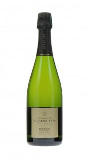 """Mineral"" Champagne Extra Brut Blanc de Blancs Grand Cru Millesimè Agrapart 2013"