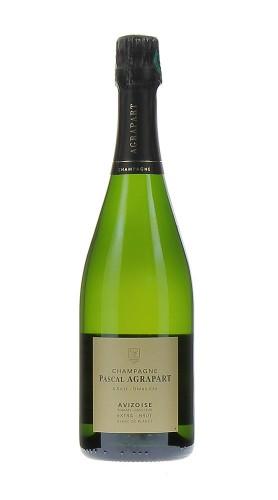 """Avizoise"" Champagne Extra Brut Blanc de Blancs Grand Cru Agrapart 2013"