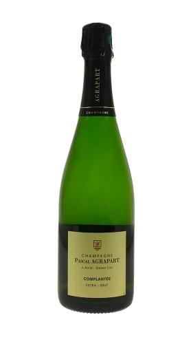 """Complantèe"" Champagne Extra Brut Grand Cru Agrapart"