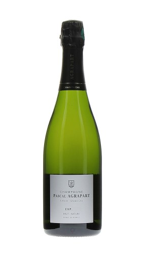 """Experience 15"" Champagne Brut Nature Blanc de Blancs Grand Cru Agrapart"