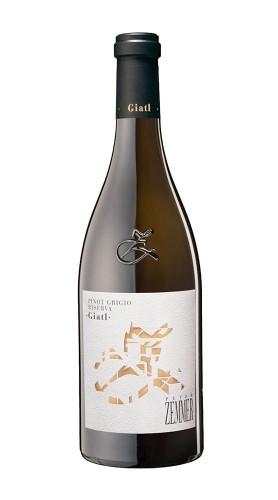 Pinot Grigio Alto Adige DOC Riserva Giatl Peter Zemmer 2018