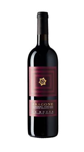 """""""Aragone"""" Matremma Toscana IGT La Mozza 2015"""