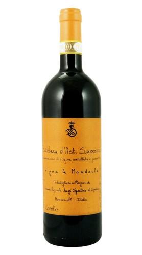 """""""La Mandorla"""" Barbera d'Asti Superiore DOCG Luigi Spertino 2019"""