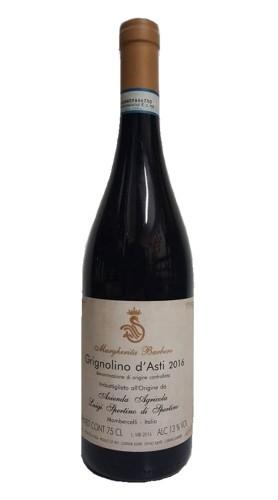 """Margherita Barbero"" Grignolino d'Asti DOC Luigi Spertino 2020"