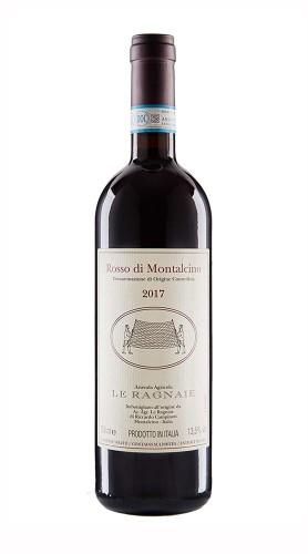 Rosso di Montalcino DOC Le Ragnaie 2018