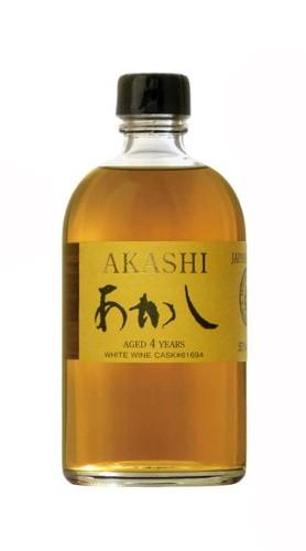 White Oak Distillery - Akashi WHISKY AKASHI SINGLE MALT 4 Y.O. WHITE WINE CASK