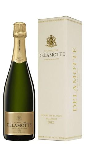 Champagne Brut Blanc de Blancs Delamotte 2012