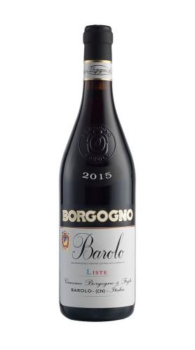 Barolo DOCG Liste Borgogno 2015