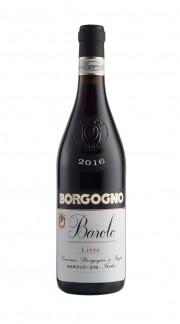 Barolo DOCG Liste Borgogno 2016