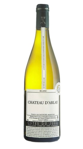 """Blanc Tradition"" Cotes du Jura AOC Chateau d'Arlay 2016"