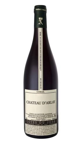 """""""Corail"""" Cotes du Jura AOC Chateau d'Arlay 2013"""