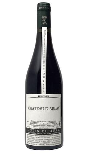 """Pinot Noir"" Cotes du Jura AOC Chateau d'Arlay 2012"