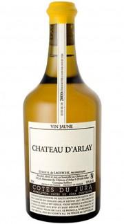 """""""Vin Jaune"""" Cotes du Jura AOC Chateau d'Arlay 2001 62 cl"""