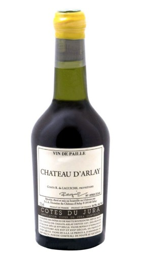 """""""Vin de Paille"""" Cotes du Jura AOC Chateau d'Arlay 2015 37.5 cl"""