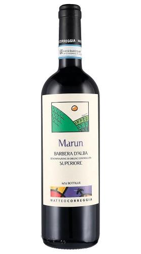 """""""Marun"""" Barbera d'Alba DOC Correggia Matteo 2017"""