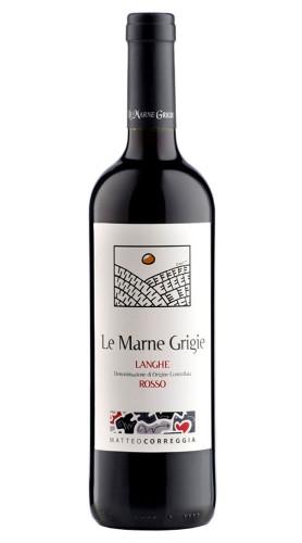 """""""Le Marne Grigie"""" Langhe Rosso DOC Correggia Matteo 2017"""