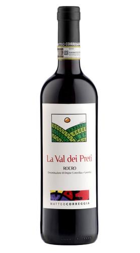 """""""La Val dei Preti"""" Roero DOCG Correggia Matteo 2004"""